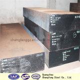 Acero caliente de acero del molde del trabajo del molde de la aleación (H13, 1.2344, SKD61)