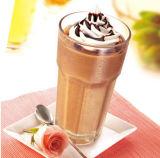 Tazza di tè di vetro a buon mercato congelata della bevanda, tazza di vetro della bevanda,