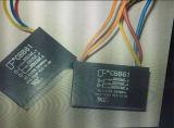 Condensadores metalizados Cbb61 del polipropileno, valor de la Alto-Capacitancia disponible y talla compacta