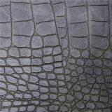 2017 [هيغقوليتي] تمساح [بفك] حقيبة يد جلد ([ك511])
