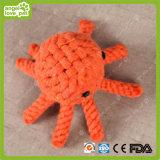 Haustier-Spielwaren-Hundekrake-Kauen-Baumwolseil-Produkt