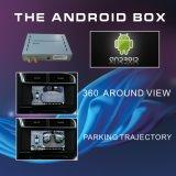 Коробка навигации GPS Android для поверхности стыка видеоего Citroen C6