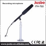 Cardioid и выбранный Supercardioid микрофон интервью записи студии CCTV DSLR