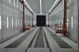 3-D Yokistar plataforma de elevación para cabina de pintura fabricantes