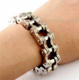 De Armband van de Mensen van de Manier van Handchain van het Roestvrij staal van de Juwelen van Shineme (BL2820)