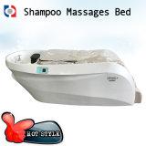 Haar-waschender Salon-Massage-Stuhl/Shampoo-Massage-Bett