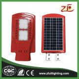 30W réverbère solaire de l'économie de grande énergie DEL