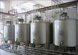 Edelstahl-horizontaler/vertikaler Sammelbehälter für flüssige Flüssigkeit