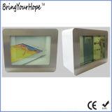 15 Zoll transparenter LCD-Schauplakat-Spieler-Schaukasten (XH-DPF-150C)