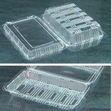 casella a gettare di imballaggio di plastica della frutta secca dei cestelli 125g di insalata dell'animale domestico di plastica del contenitore