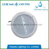 樹脂は100%のPVCプールまたははさみ金のプールのための防水糸LEDのプールライトを満たした