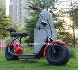 """Do estilo elétrico elétrico de Citycoco Harley da motocicleta de 2017 2 rodas """"trotinette"""" elétrico adulto"""