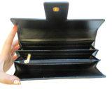 Самый новый бумажник женщин заплатки цвета контраста конструкции