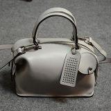 Petit sac à main mou véritable Emg4735 de femmes d'emballage de type de sacs en cuir