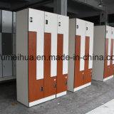 Nuevo armario del vestuario de la dimensión de una variable del diseño Z usado para la escuela