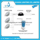 Indicatore luminoso subacqueo della piscina di DC/AC12V IP68 RGB LED PAR56 35W LED