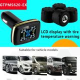 Cigaret TPMS para carro Easy Intallation DIY Instalar TPMS