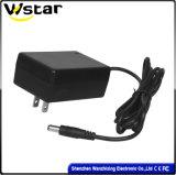 adaptateur d'alimentation de 100-240V 24W pour la batterie d'appareil-photo de télévision en circuit fermé