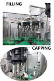 Macchina imballatrice di riempimento di imbottigliamento dell'alimento automatico dell'acqua per la bottiglia dell'animale domestico