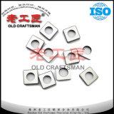 A inserção não padronizada dos calços das inserções do carboneto da inserção do CNC calç tipos