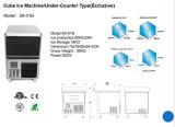 Machine à glace commerciale de partie supérieure du comptoir chaude pour des barres