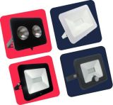Ce&RoHS&certificadas ERP --Plástico + Alu. 40W Proyector compacto