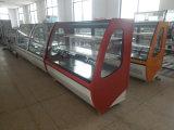 De nieuwe Koeler van de Vertoning van de Showcase van de Cake van Electirc van de Top van de Stijl met LEIDENE Verlichting