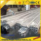 Perfil de extrusão anodizado Charango de alumínio para janela em móveis