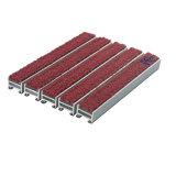 反スリップのカーペットの挿入アルミ合金の入口のマット