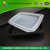 Plastic PP Bento Emporter Fast Food Container