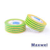 Jaune Vert PVC ruban électrique (130Z)