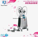 Machine van het Vermageringsdieet van het Lichaam Cryolipolysis van Coolshape van Zeltiq de Ce Goedgekeurde