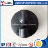 Tipo de bolachas de ferro fundido da válvula de borboleta sanitárias
