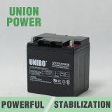 De zonne AGM van het Systeem Solor van de Batterij 12V26ah Zure Batterij Van uitstekende kwaliteit van het Lood
