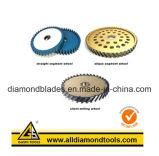 Roda de trituração do diamante