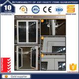 Franse Deuren van het Aluminium van het Glas van de Stijl van de Schommeling van de Prijs van de fabriek de Directe Open