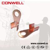Material de cobre 12-10 AWG os terminais da extremidade do cabo