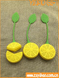 Chá Infuser do silicone do limão para o silicone do produto comestível do FDA