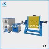 Smeltende Oven van het Staal van de Inductie IGBT van de Vervaardiging 110kw van China de Overhellende