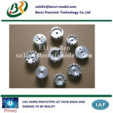 Anodisierte CNC-Präzisions-maschinell bearbeitende Aluminiumteile