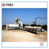 80t China para la planta de mezcla del equipo del asfalto de la venta con servicio de ultramar
