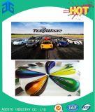 Peinture automobile colorée pour la rotation de véhicule