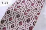 Tissu de couverture d'oreiller de modèle Jacquard 2017