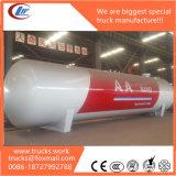 Donde el tanque a granel del cilindro del surtidor 85mt 200m3 LPG de la fabricación del hallazgo