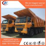 60tons Vrachtwagen van de Kipper van de Capaciteit van de Lading van de kipwagen de Zware