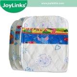 Couche-culotte absorbante ultra doucement superbe de bébé d'indicateur d'humidité avec Backsheet