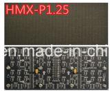 Pixel dell'interno della visualizzazione di LED della visualizzazione P1.5625 del tabellone per le affissioni di alta luminosità LED piccolo che fa pubblicità allo schermo di visualizzazione del LED (P1.667 P1.875 P1.923 P2.5)