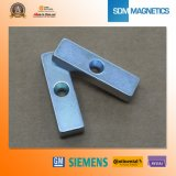 Magneet de van uitstekende kwaliteit van het Blok van het Neodymium N48sh
