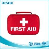 Kit de primeros auxilios médico Emergency de la bolsa de la insignia privada de la fabricación