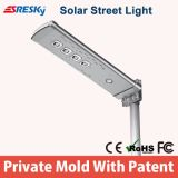 Modelos diferentes do fabricante solar da luz de rua 50W do diodo emissor de luz
